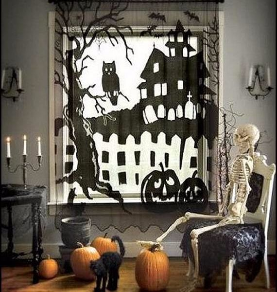 30 spooky bedroom d cor ideas with subtle halloween atmosphere rh familyholiday net design-a-room halloween backgrounds