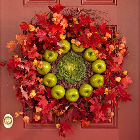 88-beautiful-cool-fall-thanksgiving-wreath-ideas-to-make-_09