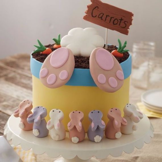 Easy Easter Cake Decorating Ideas Family Holiday Net Guide To