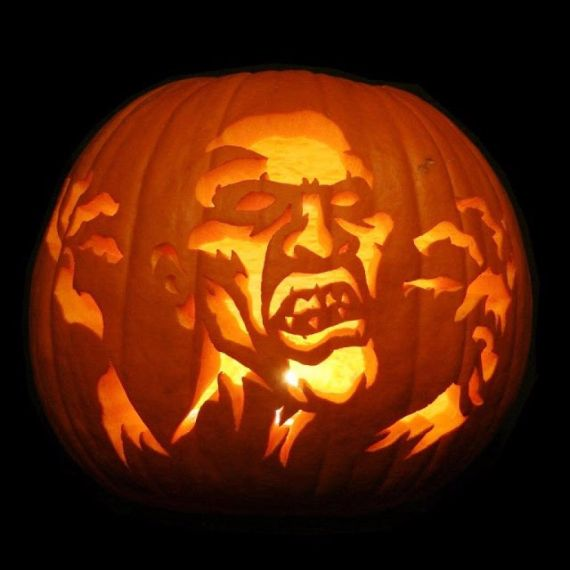 Traditional pumpkin carving patterns ideas family holiday