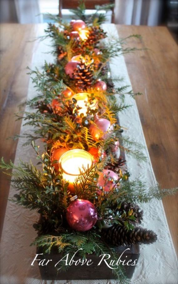 source - Wooden Box Christmas Decorations