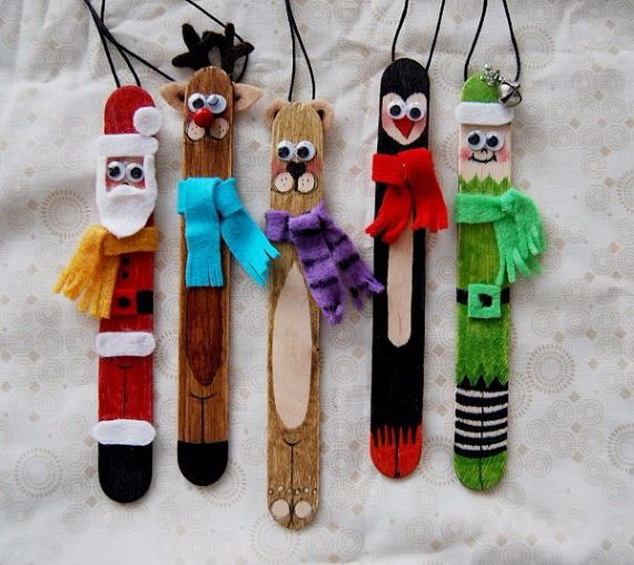 Wooden Christmas Crafts.Christmas Crafts To Make With Wooden Sticks Family Holiday Net
