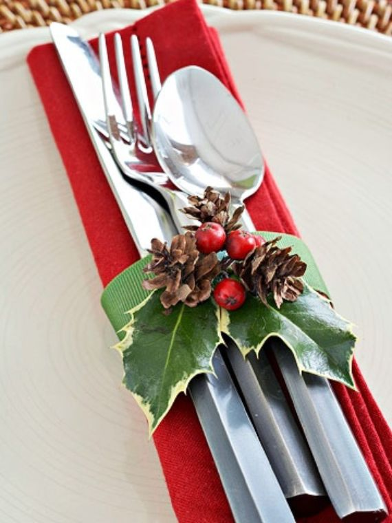 Homemade Christmas Napkin Ring Ideas Family Holiday Net Guide To