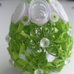 FLORAL EASTER EGG Decorating Ideas  