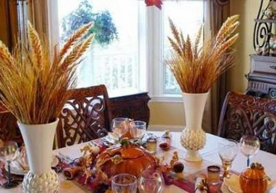 60 Beautiful Fall Table Setting Ideas For Special Occasions And Not ...