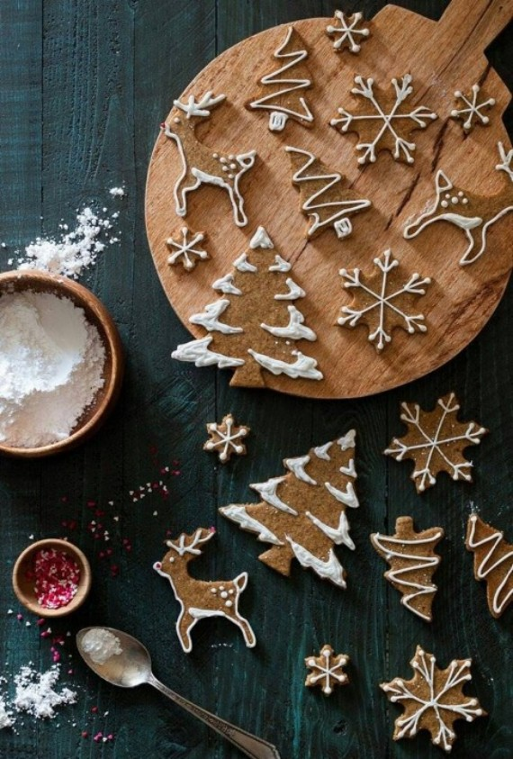 Christmas Cookies Decorating Ideas