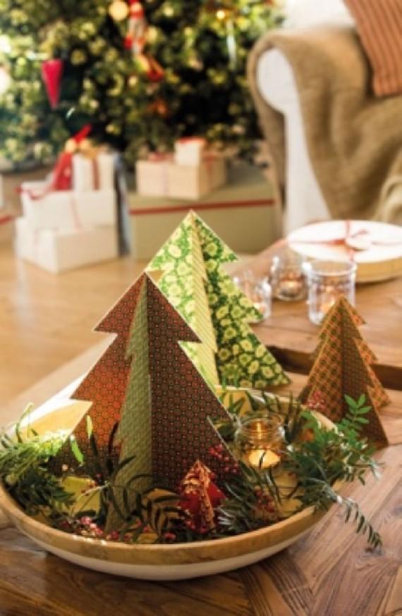 Printable 3D Christmas tree
