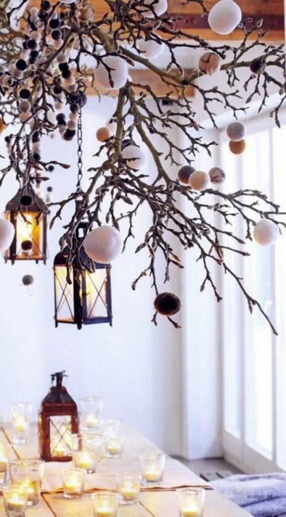 Dinner-Table-Christmas-Lanterns-Decor