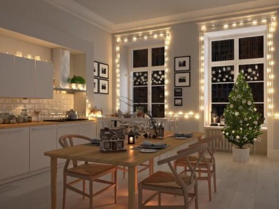 Christmas-Tree-Lights-Kitchen-Decor-
