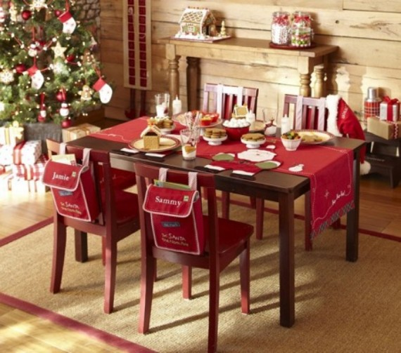 christmas-table-decoration-ideas-with-christmas-biscuits-for-kids