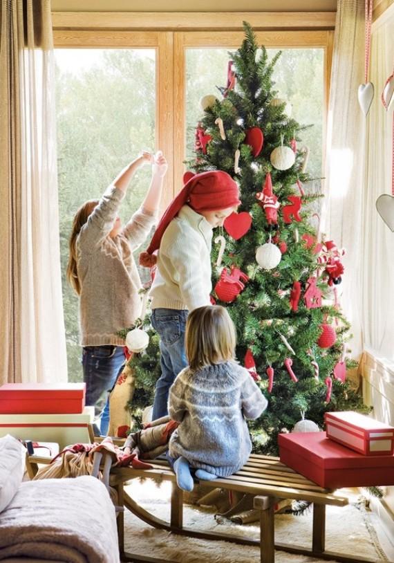 small Christmas tree 1