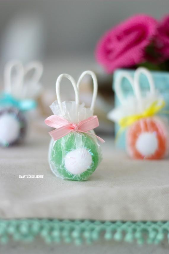 Bunny-Lollipops