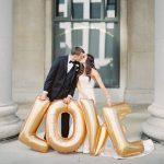 The Best Valentine's Day-Inspired Wedding Details
