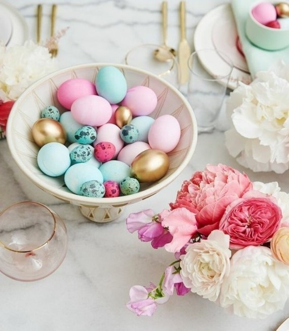 Adorable Easter Egg Decorating Ideas