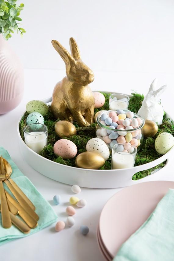 Easter Bunny Centerpiece