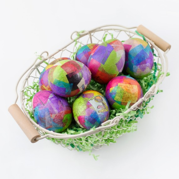 Easy-and-Fun-Tissue-Paper-Eggs-