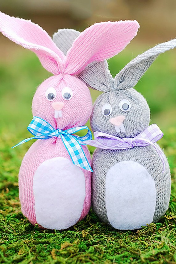 easter-craft-kids-socky-bunny