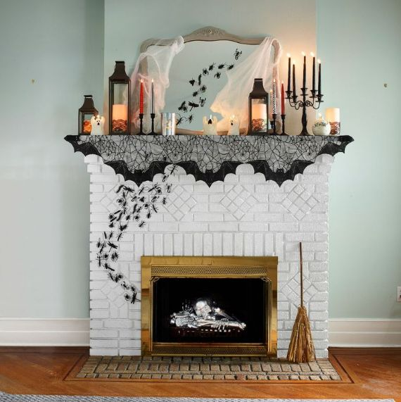 The No-Longer-Living Room halloween mental