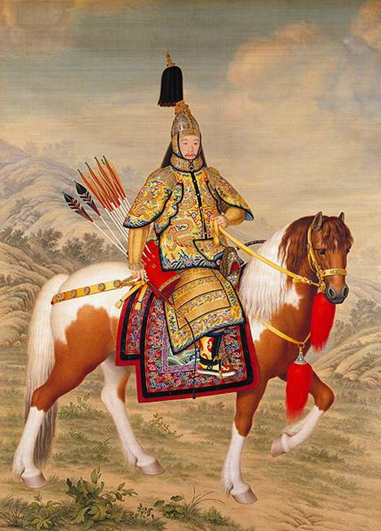 430px-The_Qianlong_Emperor_in_Ceremonial_Armour_on_Horseback