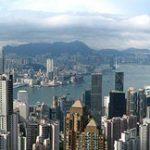 Traveling to Hong Kong  Victoria Harbor