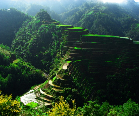 Banaue Rice Terraces, in Ifugao Stairway to Heaven Philippines _01