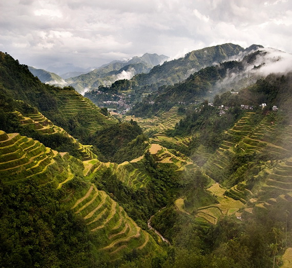 Banaue Rice Terraces, in Ifugao Stairway to Heaven Philippines _10