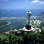 Traveling to Brazil ,Christ the Redeemer Statue