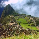 Traveling to  Machu Picchu Peru