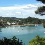 New Zealand, Russell, Bay of Islands Holiday