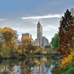 Hoilday to New York Central Park