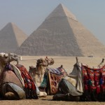 Traveling to   Pyramids of Egypt
