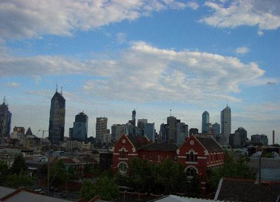 melbourne-skyline-melbourne-australia