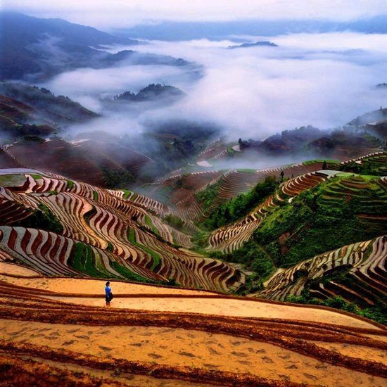 Banaue Rice Terraces, in Ifugao Stairway to Heaven Philippines