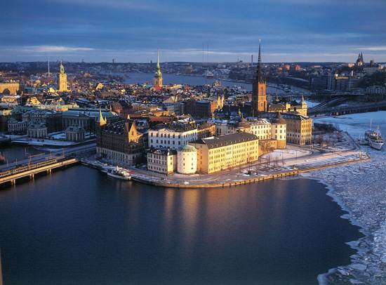 Sweden Stockholm  The Land of Natural Beauty (1)