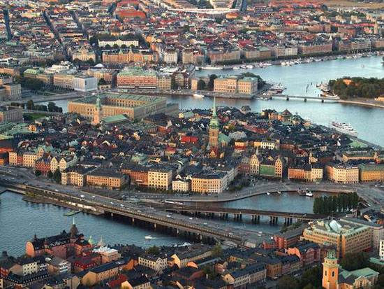 Sweden Stockholm  The Land of Natural Beauty (12)