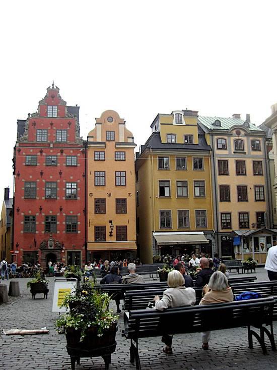 Sweden Stockholm  The Land of Natural Beauty (2)