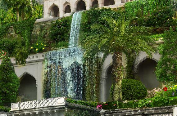 Traveling To Iraq Hanging Gardens Of Babylon Ancient Wonder