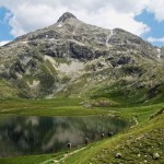 Traveling to Europe ,Pyrenees  Mountain