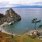 Traveling to Russia  ,Siberia ,Baikal Lake