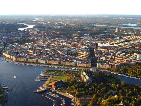 Traveling to Sweden An  European Union Country