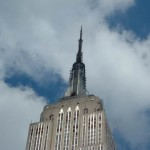 Traveling to USA ,Empire State ,Tallest Building