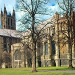 Traveling to England Canterbury Cathedral