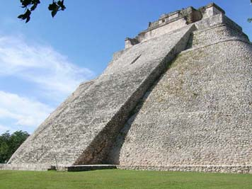 The Ancient Mayan Temples in Mexico