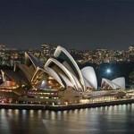 Traveling to Australia   Sydney Opera House   Australia Symbol