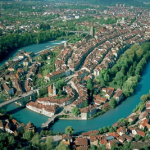 Traveling to Switzerland -Old City of Bern   World Heritage Site