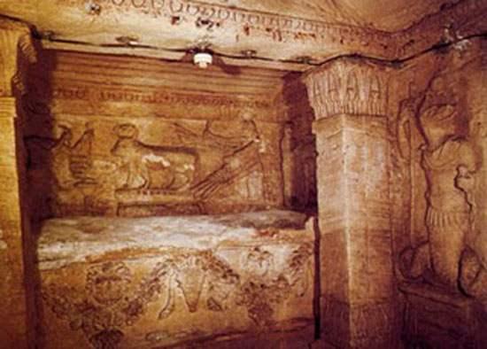 Catacombs Of Kom El Shoqafa The Mother Of All Wonders, Alexandria