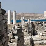 Traveling to  Greece     Delos – Island of Apollo and Artemis