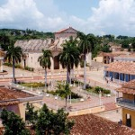 Traveling to Caribbean Sea Valley of the Sugar Mills  Trinidad  Cuba
