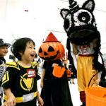 Halloween Holiday  Traditions With Chinese Characteristics.