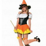 Fancy Witch  Dress Ideas for Halloween Holiday  Season
